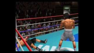 Hajime No Ippo (PS2) - Victorious Boxers 2 : Fighting Spirit - Eiji Date VS Ricardo Martinez