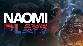 Naomi Gets in a Fight with a Giant Bear - IGN Plays Live