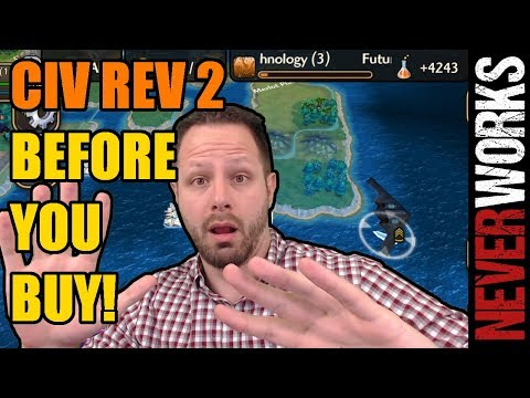 Civilization Revolution 2 DON'T YOU GUYS HAVE PHONES Edition!