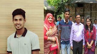 ডিসির মেয়ের সাথে প্রেম বিয়ে নিয়ে মুখ খুললেন মুস্তাফিজুর রহমান । Bangladeshi Cricketer Mustafijur  |