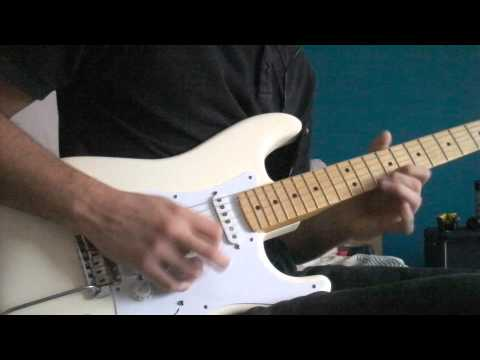 Top Gear Theme (Jessica) - The Allman Brothers Band - Guitar Cover