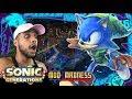 Sonic Generations PC - Aquarium Park w/Link Sonic! (4K 60FPS) Mod Madness!