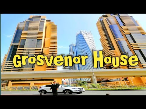 Grosvenor House | Dubai |Suraj Lama
