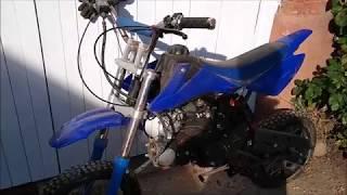Barn find dirt bike, will it run?