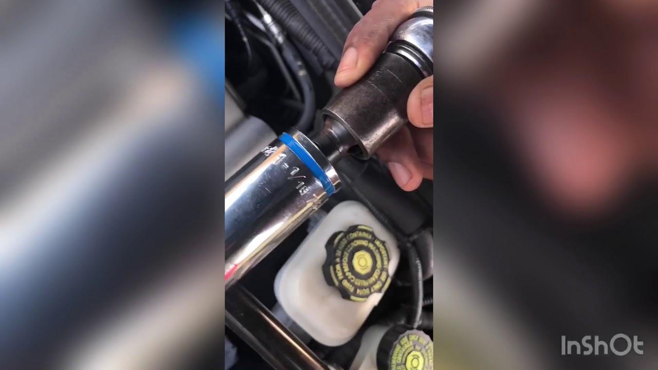 ls oil pressure sensor replacement pontiac gto