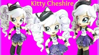 EAH Kitty Cheshire Custom My Littly Pony Equestria Girls Mini DIY Tutorial   Start With Toys