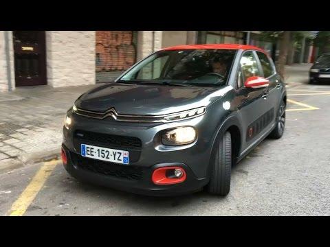 La nouvelle Citroën C3 à l'essai