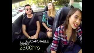El Descapotable con Héctor Morales / 4 de abril a las 23 hrs por VIA X