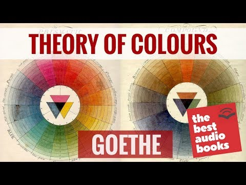 Theory of Colours by Johann Wolfgang von Goethe - Audiobook - Art, Design & Architecture