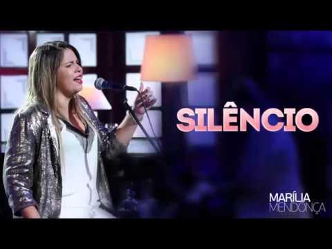 Marília Mendonça Silêncio Karaoke/ Playback