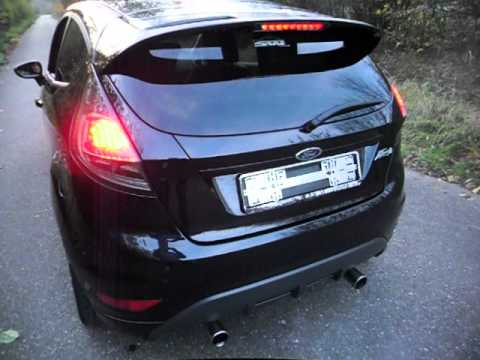 Led 3 Bremsleuchte Ford Fiesta Mk7 Ja8 Sw Edition Black By