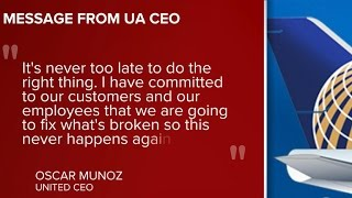 United Airlines fallout includes China boycott