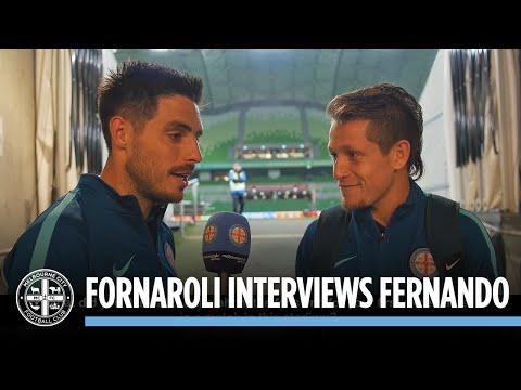 FORNAROLI INTERVIEWS FERNANDO