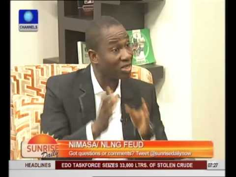 We're Not Indebted To NIMASA - NLNG - Part 1