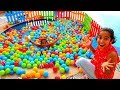 Esma Fun games in the pool for kids video