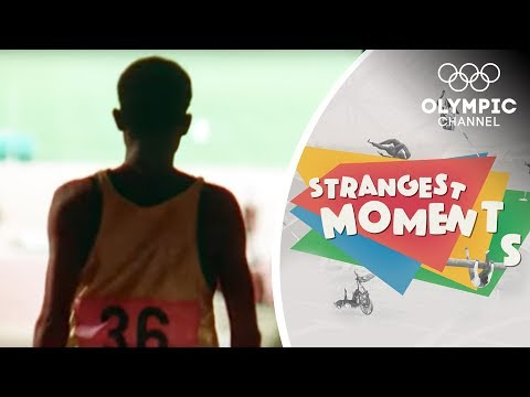 The Olympic Legend Who Finished in Last Place | Strangest Moments