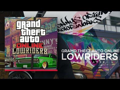 GTA Online - Lowriders Trailer SONG
