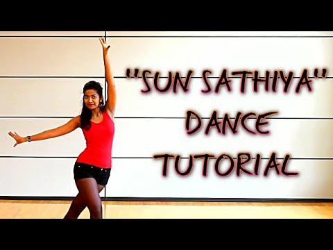 Sun Saathiya  || Dance tutorial || Disney's ABCD 2