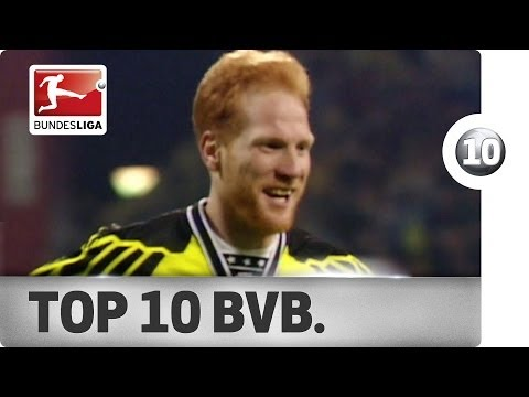 Top 10 Goals - Borussia Dortmund Legends