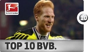 Top 10 Goals - Borussia Dortmund Legends