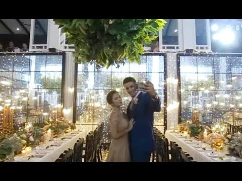 Marc Pingris & Danica Sotto-Pingris 10th Wedding Anniversary SDE (March 4, 2017) Threelogy Video