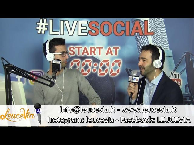 Radio Roma Capitale - Intervista a Riccardo Paciaroni