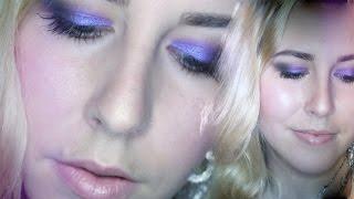 видео Макияж для голубых глаз на новый год