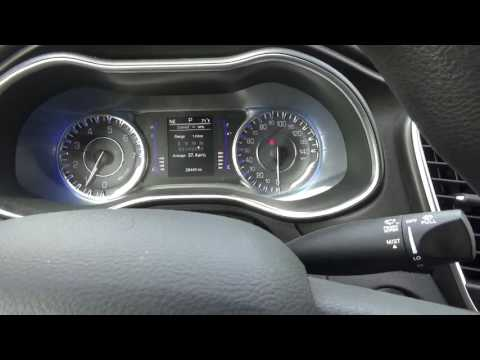 2015 Chrysler 200 LX Walkaround