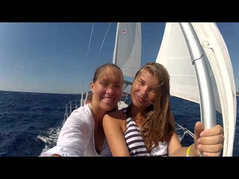 Sailing and snorkeling the Adriatic Sea