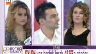 Esra Erol Evlen Benimle - Kader'le Turgay'ın evlene kararları - Izdivaç