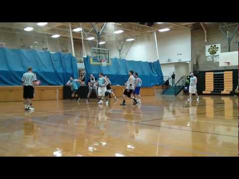 Final Basketball Match Part 1