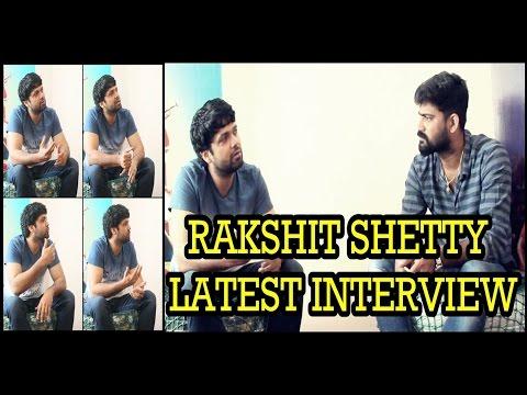 Rakshit Shetty Latest Interview | Kirik Party | Cineloka Sunil