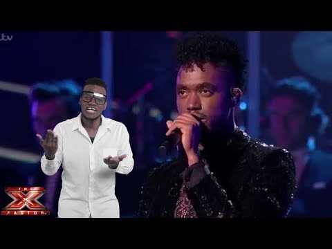 How Dalton Harris Outdid Himself Singing Beyonce's Listen | X Factor UK