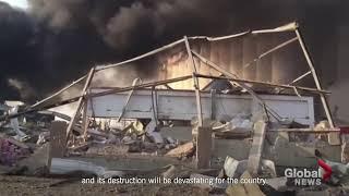 LIVE: Send Help to Lebanon | Islamic Relief Canada