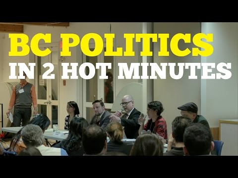 BC Politics Summed Up In 2 Minutes