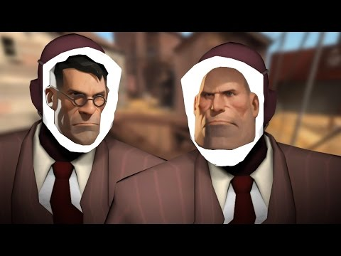 TF2 - Double Trouble: Deep Undercover! Feat. Your Wishes