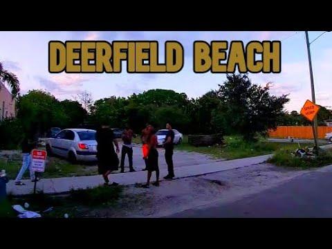 Deerfield Beach Hoods + Residential Areas       💯🌴