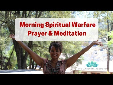 Morning Spiritual Warfare Prayer & ...