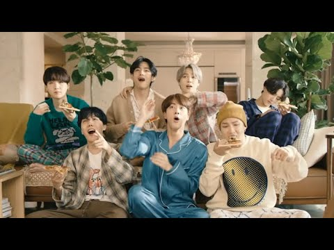if bts 'life goes on' music video was dubbed