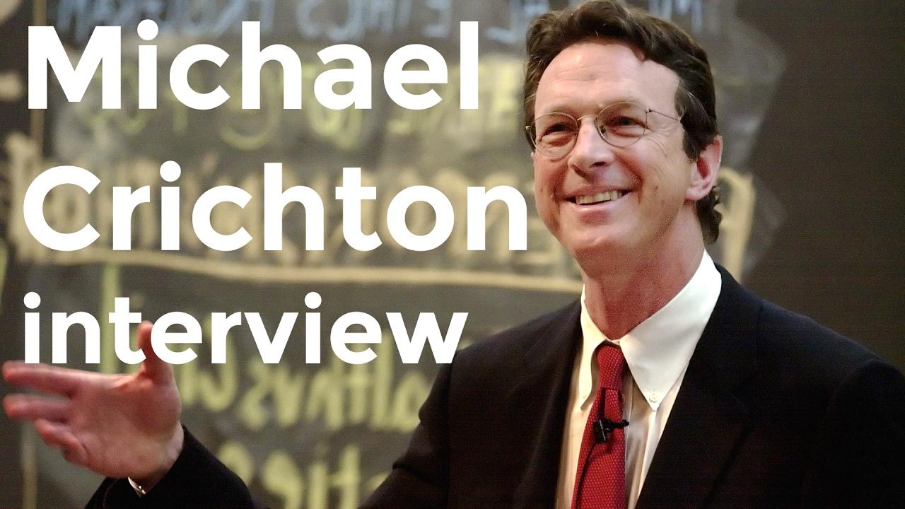 Michael Crichton gorilla