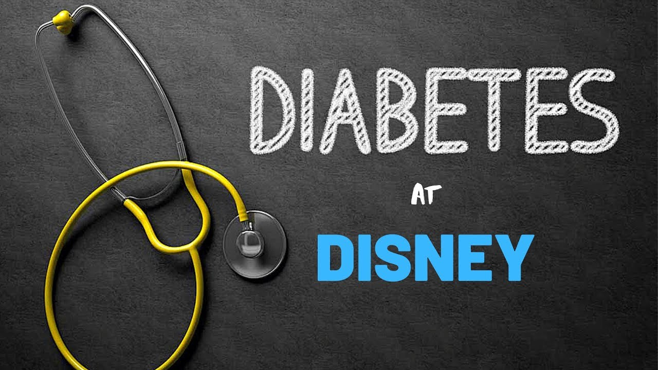 diabetes disney world