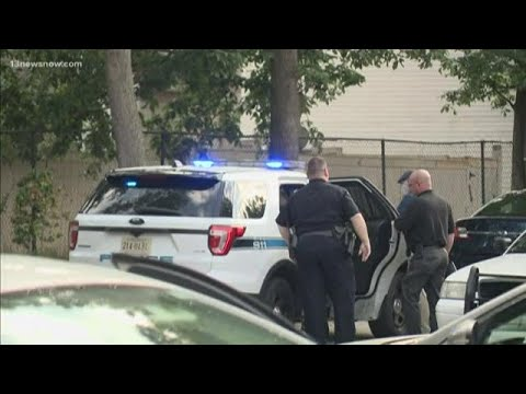 Shooting Reported At Woodall Court In Newport News