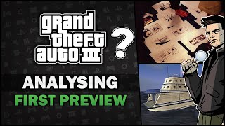 GTA 3 - First Ever Preview [Beta Analysis]  - Feat. SpooferJahk