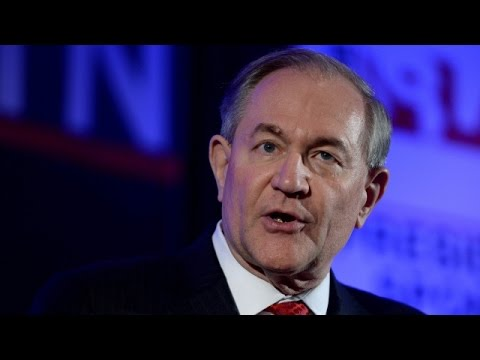 Jim Gilmore Drops Out Of Presidential Race - Newsy
