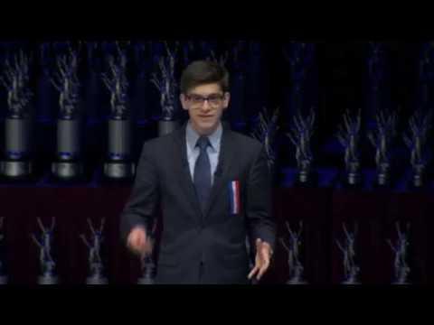 2017 International Extemporaneous Speaking National Champion -- Connor Rothschild Speech