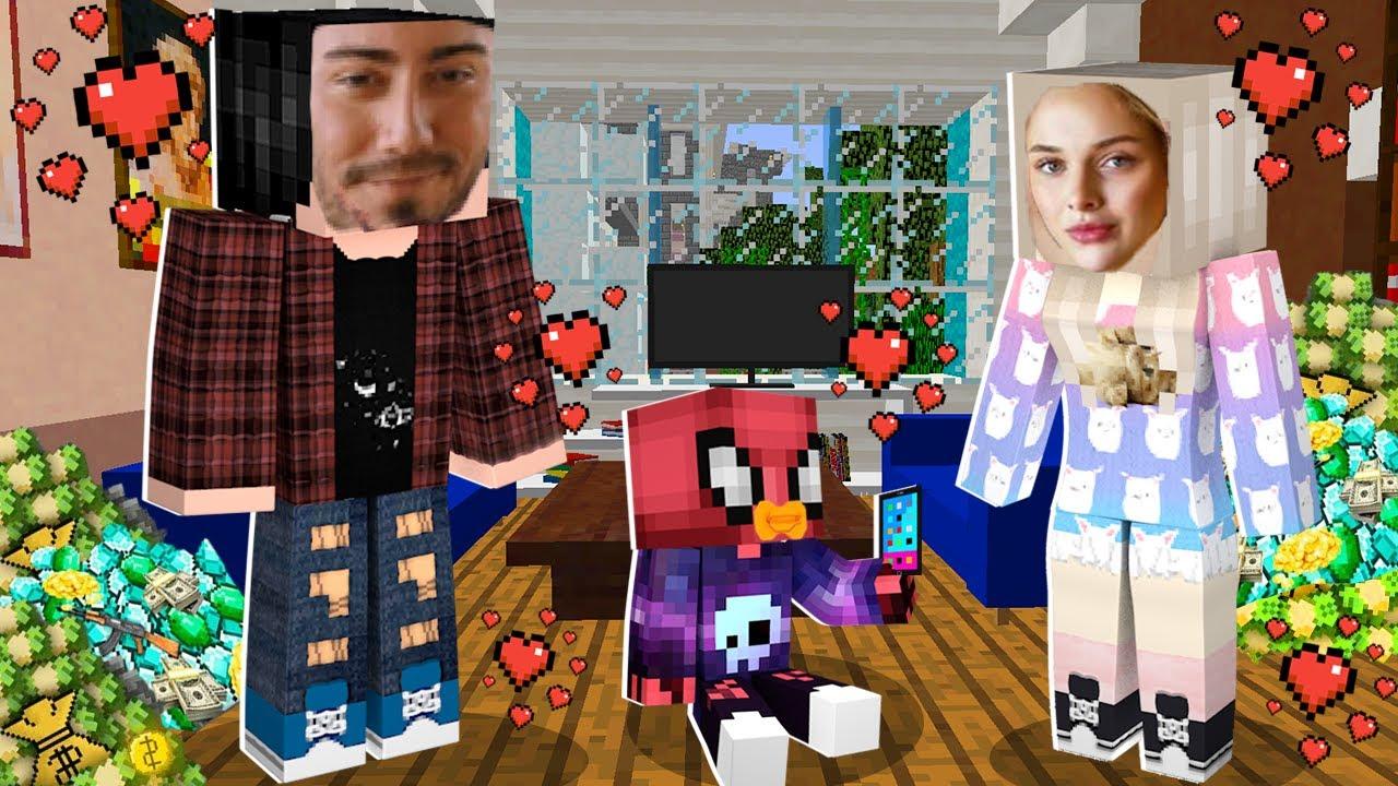FAKİR FENOMEN BEBEĞİ OLDU! 👶 - Minecraft