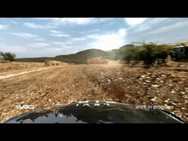 WRC July Trailer