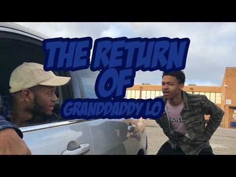 Driving With Granddaddy Lo: Parking