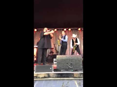 #UB40Official at Doncaster Race Course 6.6.2015