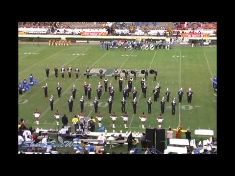 Moss Point High - 2006 Jackson MS BOTB